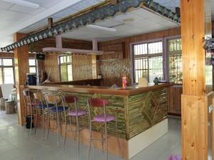 寒溪農場民宿內部整修完工